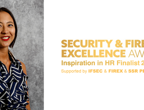 Tracey Cheung shortlisted for Inspiration in HR award
