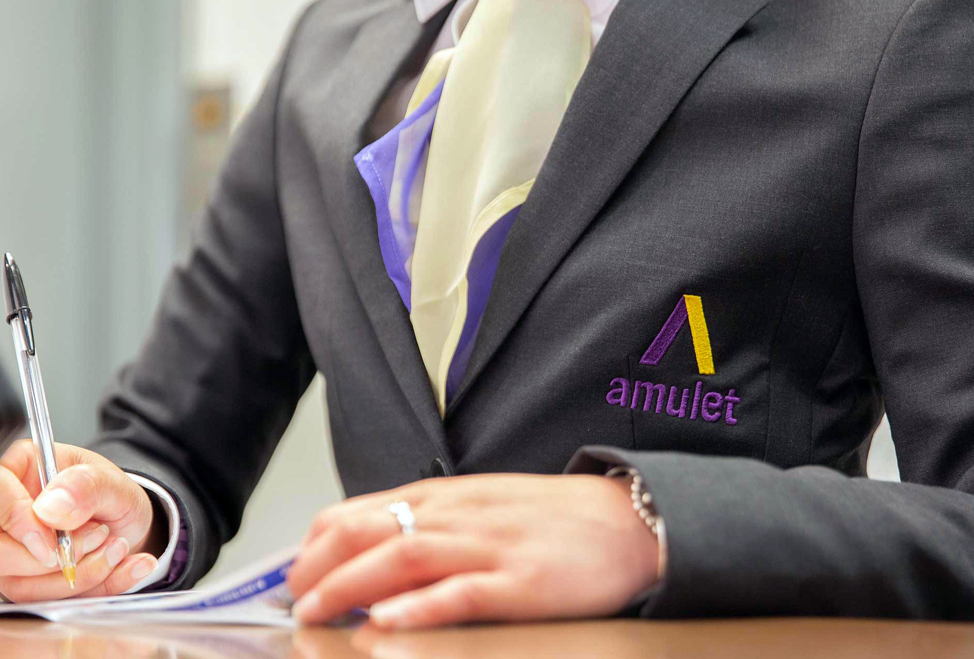 Amulet partners with The Senate Group